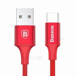 Baseus rapid series Type-C Cable - 100cm Red